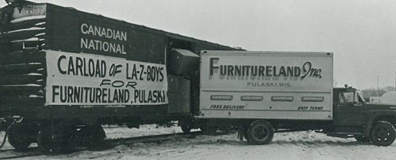Furnitureland Pulaski Wi History, Furnitureland In Pulaski